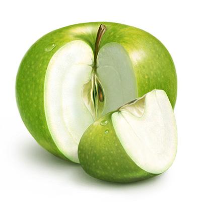 Яблоки чистят кишечник