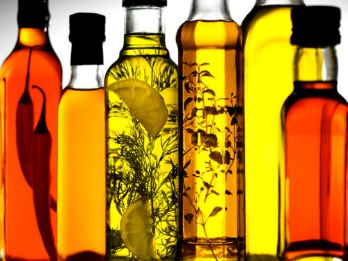 Несколько слов о пользе растительного масла