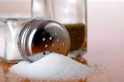 Выведение соли из организма