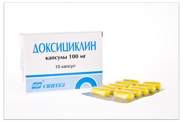 Применение Доксициклина для лечения инфекций