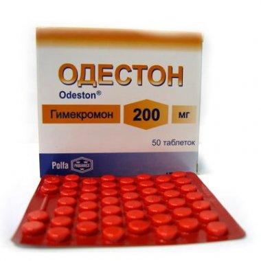 Отзывы об Одестоне, препарат Одестон