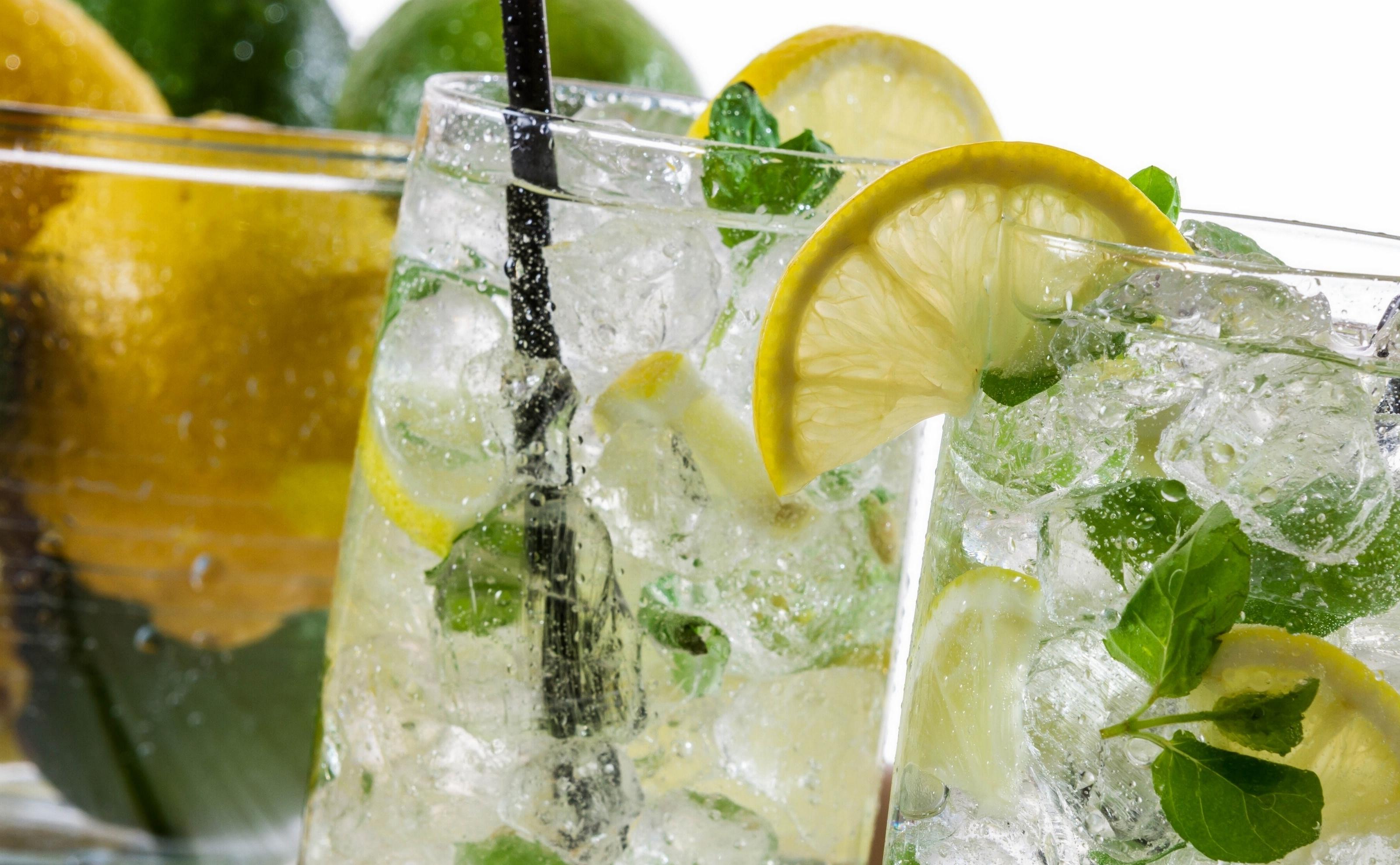 Прохладительные напитки - что можно приготовить дома