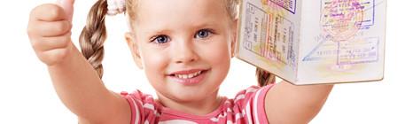 Нужен ли загранпаспорт для ребенка? Если да, то когда?