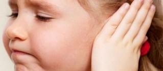 Причины и лечение экссудативного отита у детей