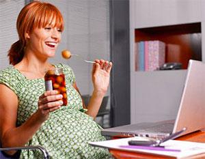 Беременность и компьютер. Стоит ли бояться?
