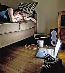 Сколько времени можно проводить за компьютером