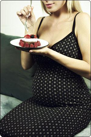Небольшая прибавка в весе на 5 месяце беременности или какой вес является нормой