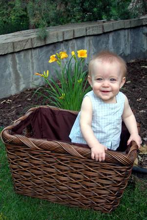 9 месяцев малышу