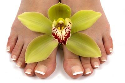 Лечение грибка ногтей ног народными средствами
