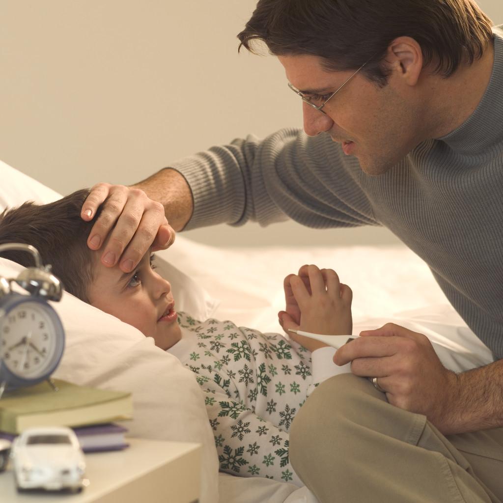 Туберкулёз лёгких у детей и его симптомы