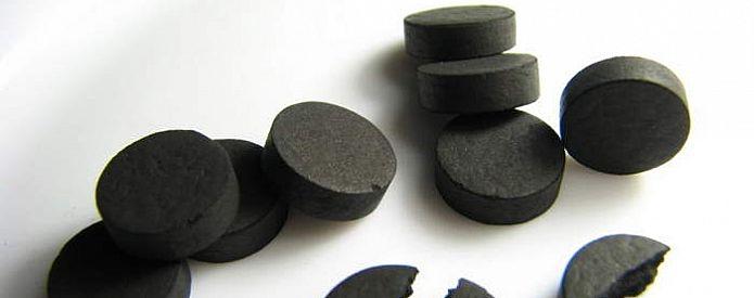 Как и когда принимать активированный уголь?