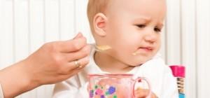 Что делать, если ребенок не хочет есть овощной прикорм?
