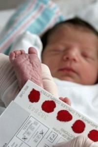 Анализ крови из вены у маленьких детей