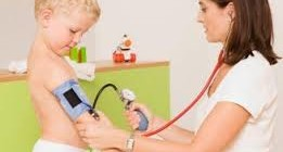 Какое нормальное давление у детей?