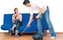 Жена ничего не делает по дому. Как можно на это повлиять?