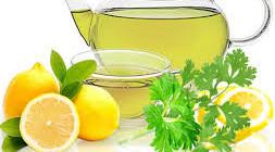 Как похудеть с помощью петрушки и лимона?